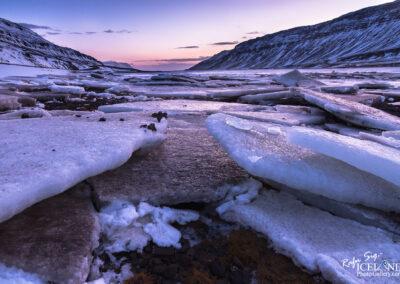 Fjarðarhornsá in Kollafjörður │ Iceland Landscape Photogra