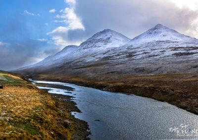 Fnjóská River – North │ Iceland Landscape Photography
