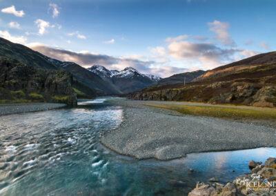 Gjádalsá river – Eastfjords │ Iceland Landscape Photograp