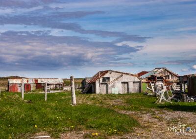 Gjögur village - Westfjords │ Iceland City Photography