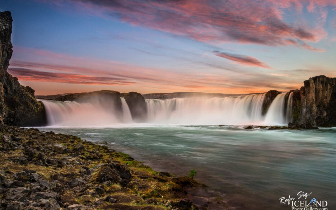 Goðafoss Waterfall – Iceland Photo Gallery