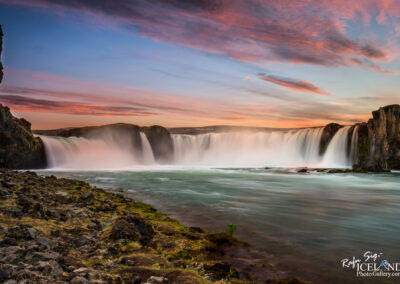 Goðafoss Waterfall │ Iceland Photo Gallery