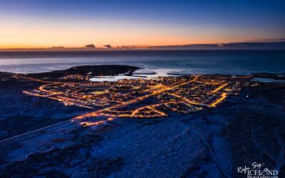 Grindavík Village at Reykjanes Peninsula - South West │ Icela
