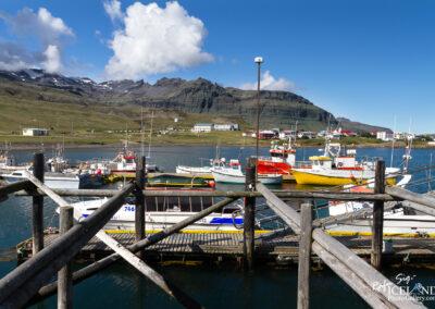 Grundarfjörður village - West │ Iceland City Photography