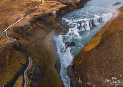 Gullfoss waterfall │ Iceland Landscape Photography