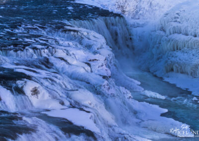 Gullfoss waterfall - South │ Iceland Landscape Photography
