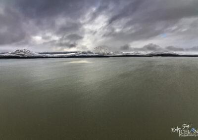 Hágöngulón in Vatnajökull National Park│ Iceland Landscape