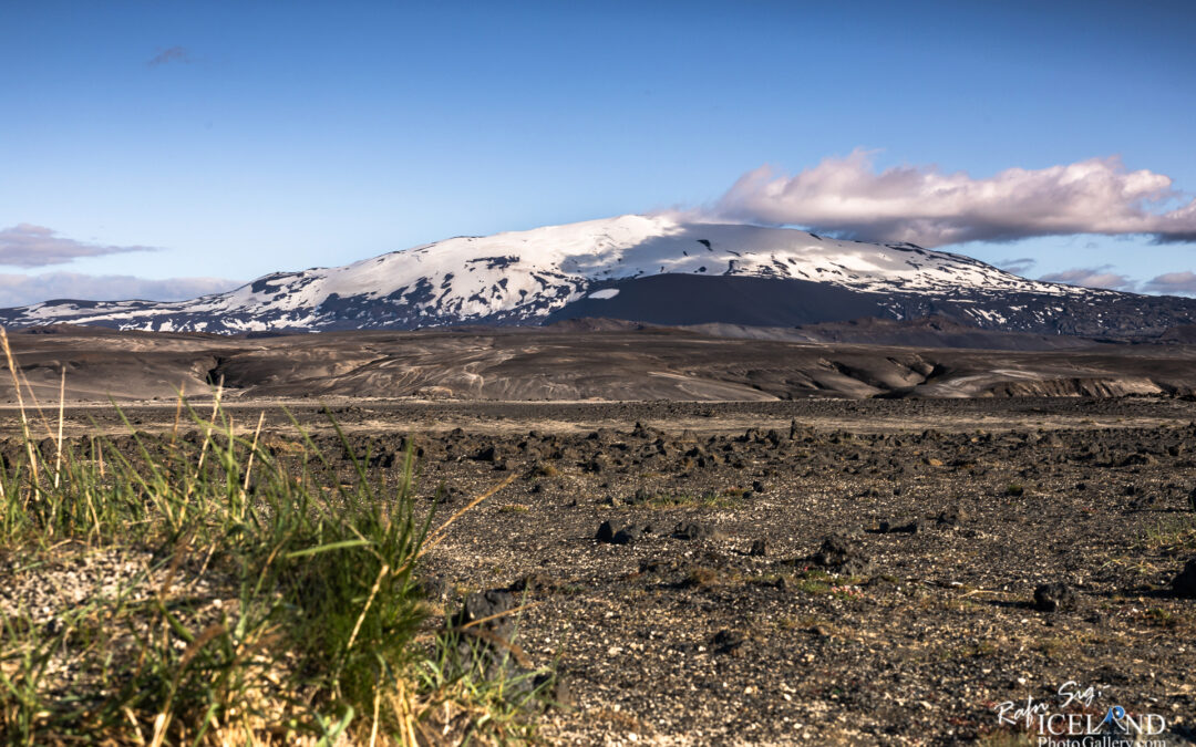Hekla Volcano and Glacier – Iceland Photo Gallery