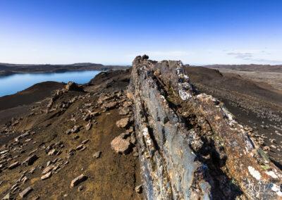 Hellutindar peak - South West │ Iceland Landscape Photography