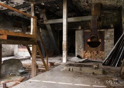 Herring factory at Eyri Ingólfsfjörður - Westfjords │ Icela