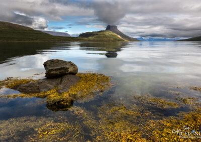 Hestfjjörður bay and Hestur mountain - Westfjords │ Iceland