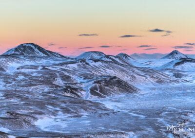 Highlands of Reykjanes Peninsula │ Iceland Landscape From Air