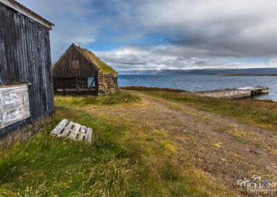Hjallur at Vatnsfjörður - Westfjords │ Iceland Landscape Pho