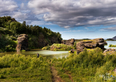 Höfði at Mývatn – North │ Iceland Landscape Photography