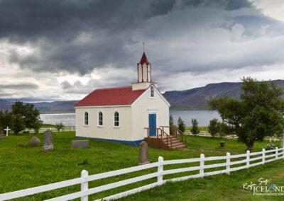 Hrafnseyri at Arnarfjörður Bay - Westfjords │ Iceland Landsc