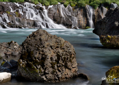 Hraunfossar Waterfalls - West │ Iceland Landscape Photography
