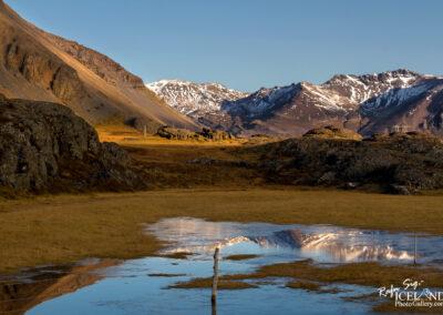 Hrossahjalli Mountain│ Iceland Landscape Photography