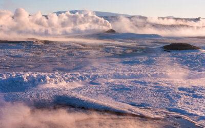 Hveravellir Geothermal area - Highlands │ Iceland Landscape Photography