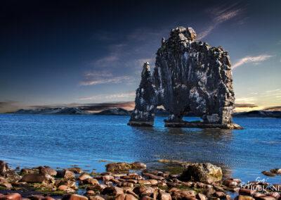 Hvítserkur Rock– North │ Iceland Landscape Photography