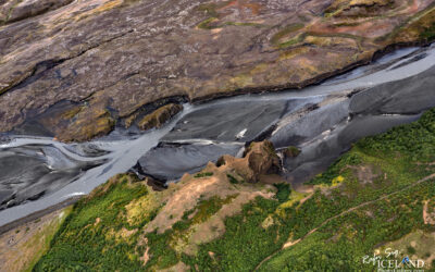 Kápurani in Þórsmörk along Markarfljót River │ Iceland La