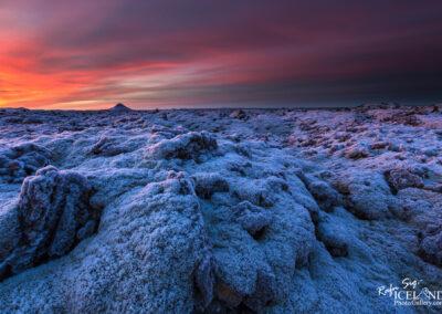 Keilir Volcano - South West │ Iceland Landscape Photography