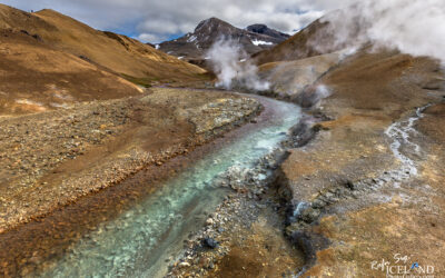Kerlingarfjöll Geothermal area in the Highlands │ Iceland