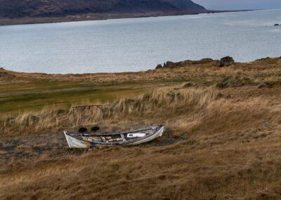 Kerlingartindur in Berufjörður bay│ Iceland Landscape Photo