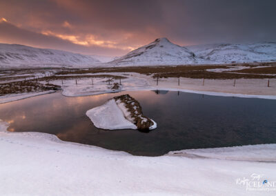 Klakkur mountain │ Iceland Landscape Photography