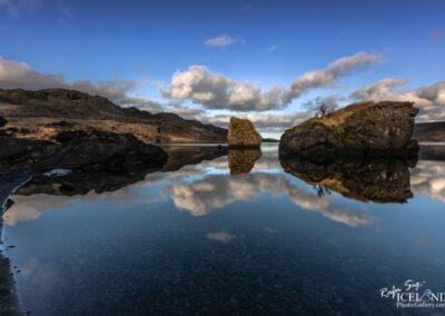 Kleifarvatn Lake - South West │ Iceland Landscape Photography