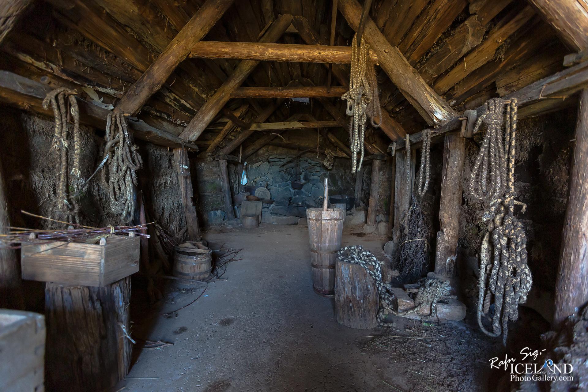 Klúka Sorcere's Cottage at Bjarnarfjörður - Westfjords │ Ic