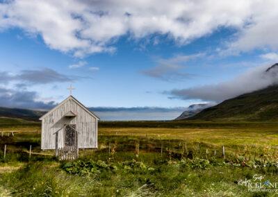 Klyppstaðarkirkja in Loðmundarfjörður – Eastfjords │ Iceland