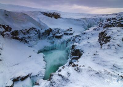 Kolufossar in Kolugljúfur – North │ Iceland Landscape Photo