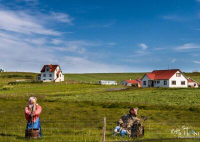 Kópasker village – North │ Iceland City Photography