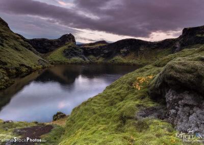 Lakagígar Surroundings - Highland │ Iceland Landscape from Ai