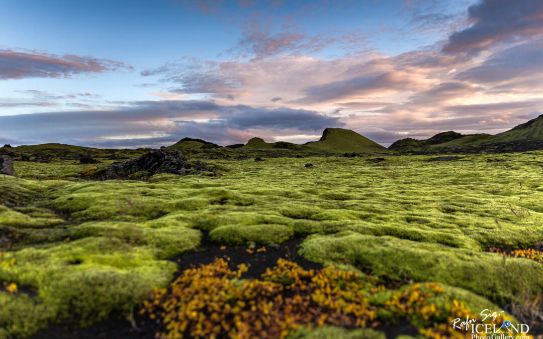 Lakagígar craters and Surroundings – Iceland Photo Gallery