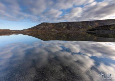 Lambhagatjörn Lake - South West │ Iceland Landscape Photograp