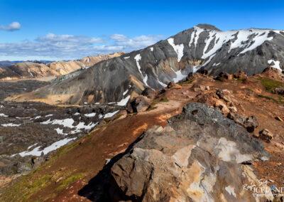 Landmannalaugar Geothermal Highlands are │ Iceland