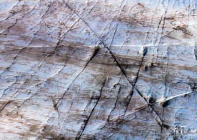 Langjökull Glacier patterns │ Iceland Landscape from Air