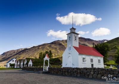 Laufás farm in Eyjafjörður – North │ Iceland Landscape Ph