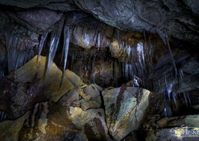Leiðarendi Laca Cave - South West │ Iceland Landscape Photogr