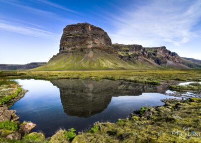 Lómagnúpur Mountain - South │ Iceland Landscape Photography