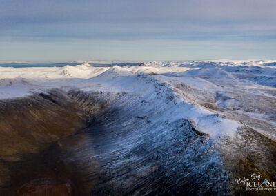Nátthagi Wally with Stórihrútur Volcano - South West │ Icel