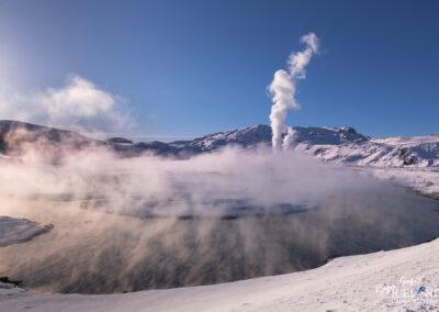Nesjavellir Geothermal - South │ Iceland Landscape Photography