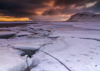 Ólafvíkurenni or Enni Mountain - West │ Iceland Landscape Ph