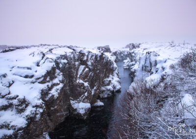 Peningagjá at Þingvellir - South │ Iceland Landscape Photogr