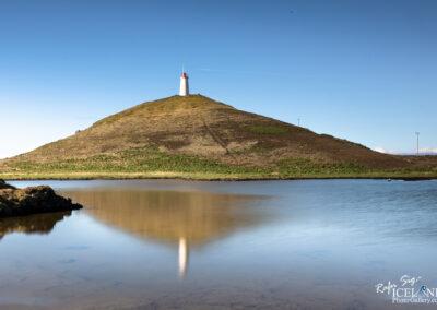 Reykjanesviti Lighthouse - #Iceland