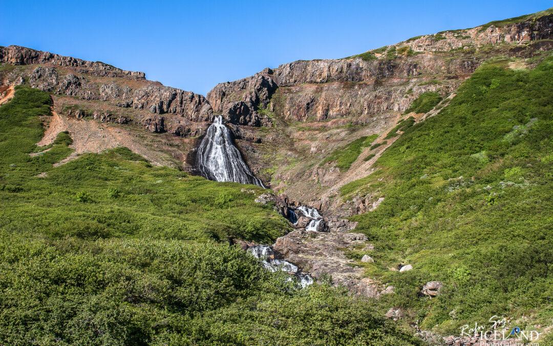 Iceland │ Barðaströnd waterfall│ Landscape photography