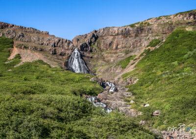 Barðaströnd waterfall - Westfjords │ Iceland Landscape Photography