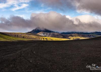 Rauðfossafjöll at Fjallabak Nyrðri │ Iceland Landscape Phot
