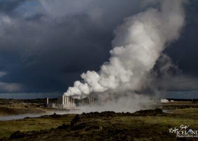 Reykjanesvirkjun (Geothermal powerplant) - South West │ Icelan